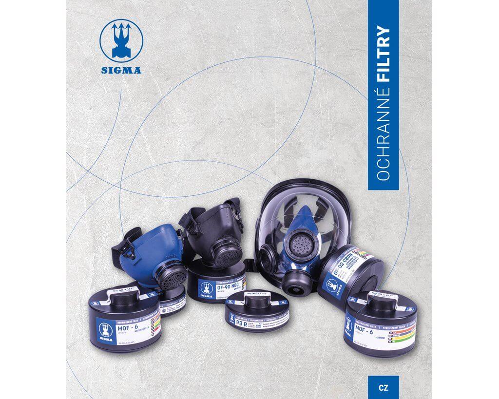 Katalog filtrů Sigma 2021