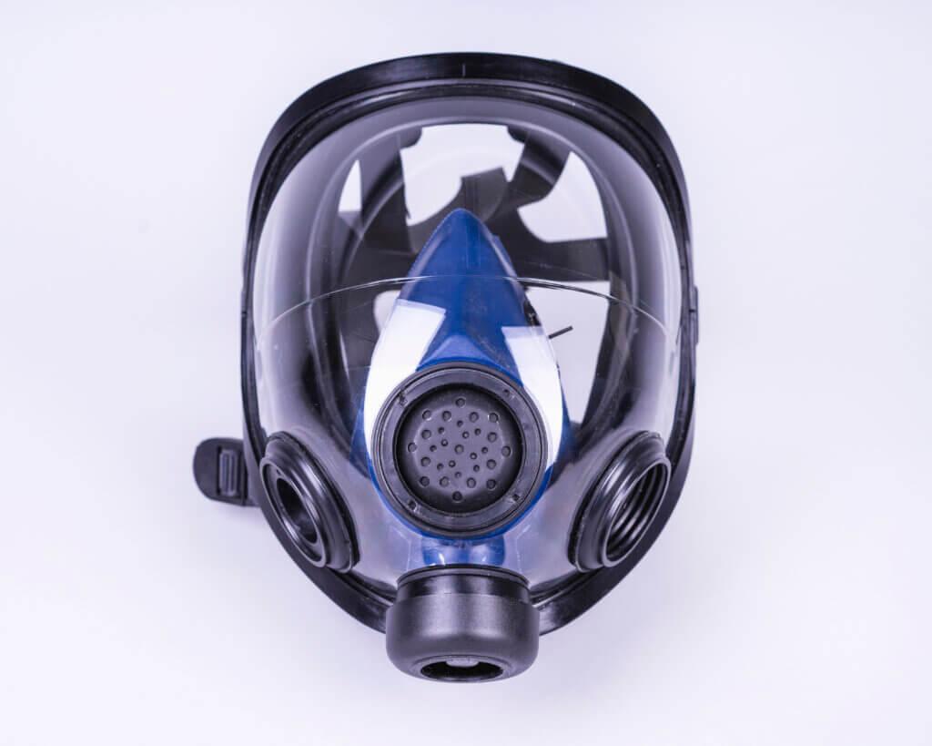 Celoobličejová maska