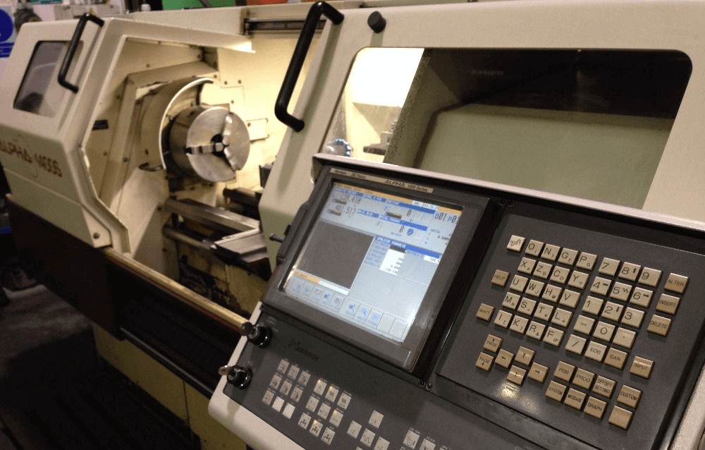 Kooperace na CNC soustružnickém centru